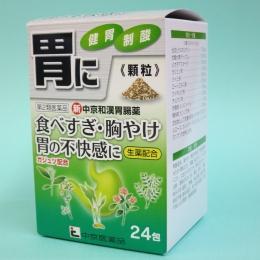 新中京和漢胃腸薬